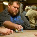 Thomas Midena leder finalbordet på 2016 Seminole Hard Rock Poker Open $5,250 Main Event
