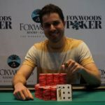 Julian Sacks vinner 2016/17 WSOP Circuit Foxwoods $1,675 Main Event