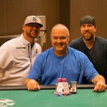 Christopher Fisher vinner 2016/17 WSOP Circuit $580 No-Limit Hold'em Event