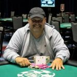 Kevin Davis vinner 2016/17 WSOP Circuit $365 NoLimit Hold'em Turbo Event