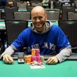 Mike Leah vinner 2016/17 WSOP Circuit $365 Pot-Limit Omaha (1 Re-Entry)