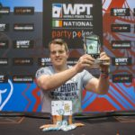 Richard Lawlor vinner partypoker WPT National Ireland €1,100 Main Event