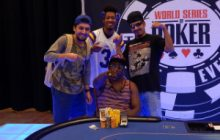 David Aker vinner 2016/17 WSOP Circuit IP Biloxi $365 No-Limit Hold'em Six-Max (1 Re-Entry)