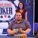 "David ""Andrew"" Hines vinner 2016/17 WSOP Circuit IP Biloxi $365 No-Limit Hold'em Monster Stack"