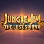 Omtyckt karaktär gör comeback i Microgaming's nya slot Jungle Jim and the Lost Sphinx