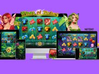 NetEnt avtäcker Wings of Riches slot med magiska varelser
