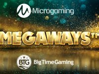 Microgaming kråkar avtal om Big Time Gamings Megaways-spelmekanik
